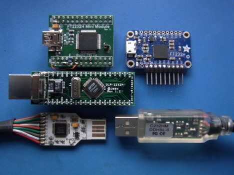FTDI modules
