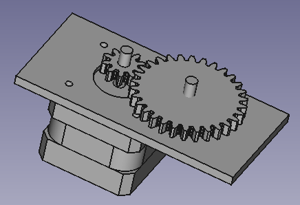 3D design with Python and FreeCAD – Lean2